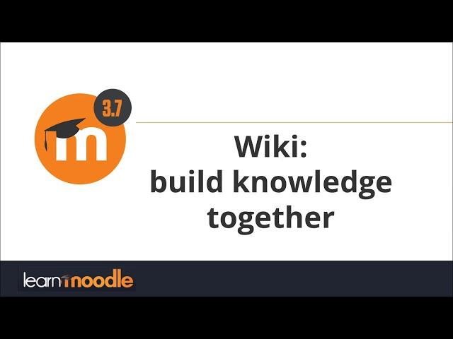 3.7 Wiki