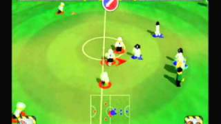 Lego Soccer/Football Mania PS2 Gameplay