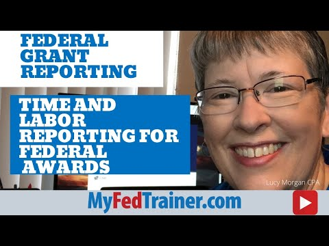 Federal Grant Time and Effort Reporting: How Do Grants Work? [TIPS]