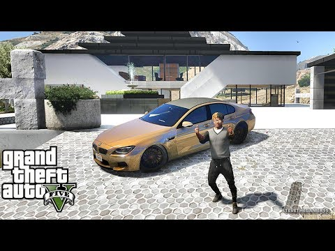 GTA 5 MOD #220 LET'S GO TO WORK!! (GTA 5 REAL LIFE MOD)