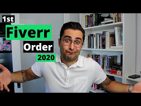 The way to Generate profits On Fiverr - A Deep Thought