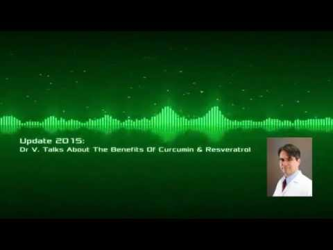Dr V Provides Curcumin And Resveratrol Benefits Interview