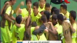 Goles de Venezuela 7-0 Vanuatu