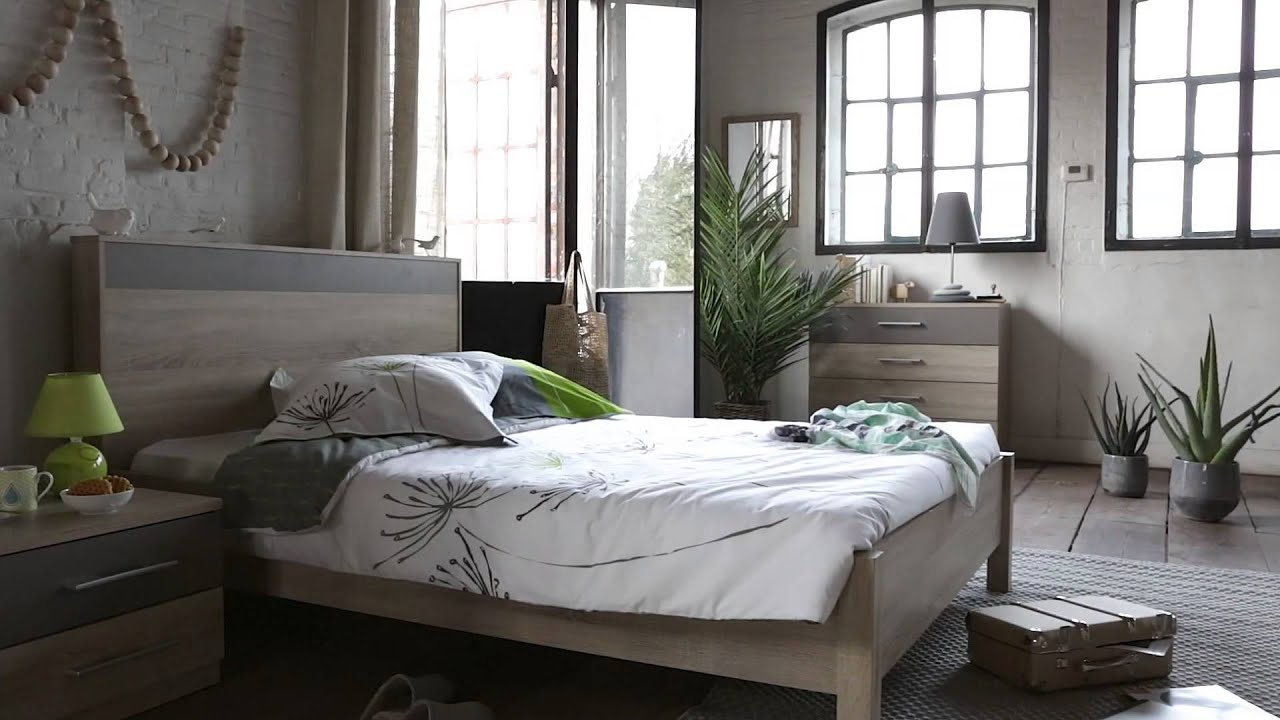La chambre style nature maya catalogue but 2013 2014 for Style chambre a coucher