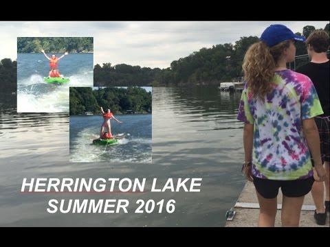 HERRINGTON LAKE SUMMER 2016