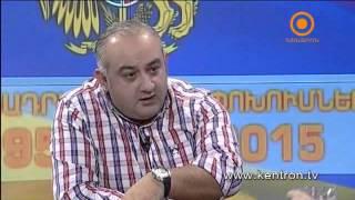 Urvagits - 06.10.2015 Hrant Bagratyan