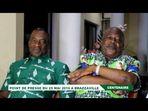 RTKI : CENTENAIRE 2016 | MOT DE LA FAMILLE SUR L'ACTUALITE FACE A LA PRESSE