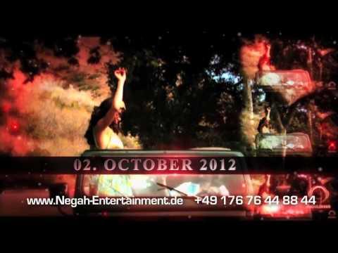 MANSOUR + DJ MAJID® + Jinys Dance-Show 02.10.2012 LE ROYAL HAMBURG