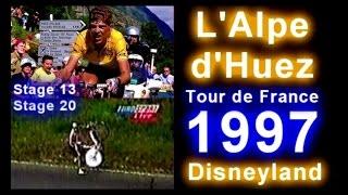 Jan Ullrich ► TdF 1997 ► Stage 13 ► L'Alpe d'Huez [19.07.1997]