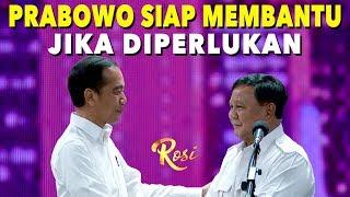 Download Video Prabowo: Kami Siap Bantu Jika Diperlukan! | Pertemuan Jokowi - Prabowo - ROSI (3) MP3 3GP MP4