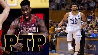 2018 NBA Draft: DeAndre Ayton vs. Marvin Bagley