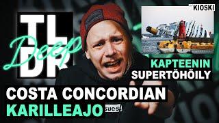 Costa Concordian katastrofi - TLDRDEEP