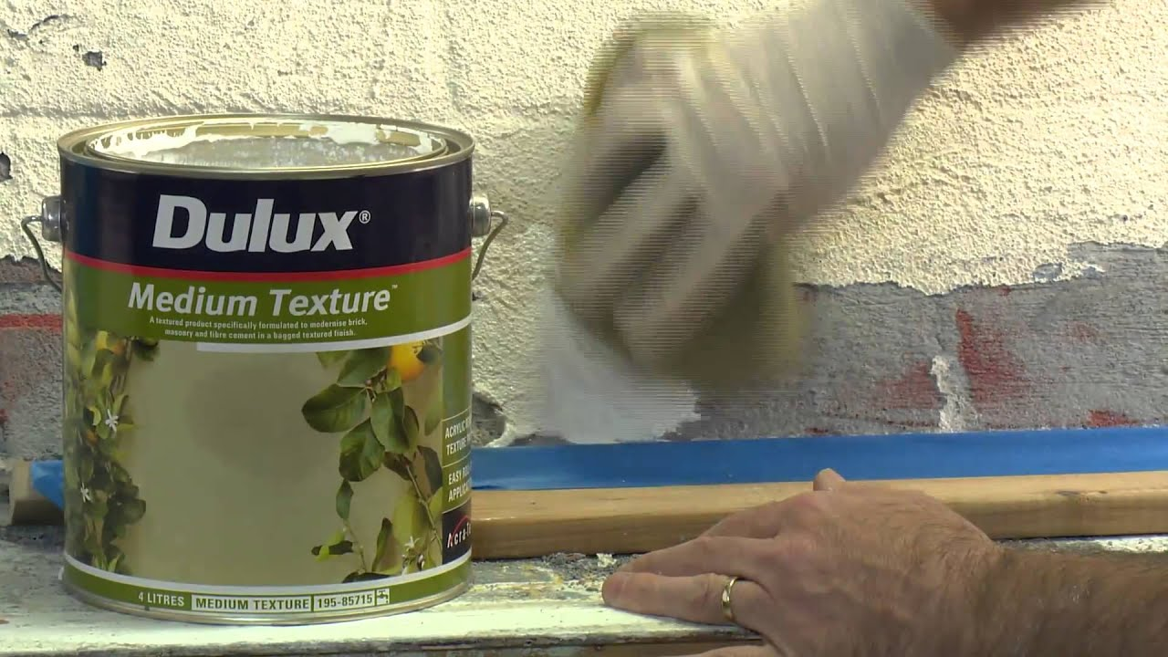 Chapter 5 Exterior Blistering On Textured Surfaces Dulux Weather Affected Youtube