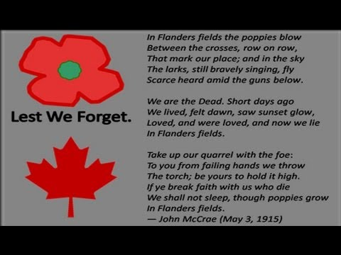 Lest We Forget To Remember (Sunday Commentary)