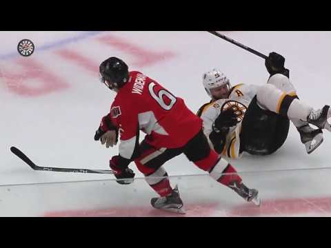 Boston Bruins vs Ottawa Senators : 04/23/2017 : (2-3) : Game 6 : Stanley Cup : NHL : Sports : News