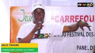 Carrefour Jeunesse 2016 (FEMUA 9) -  A'Salfo