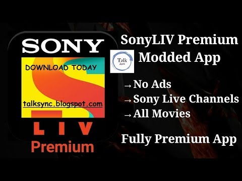 How To Instal Sony Liv App In Your Smart TV