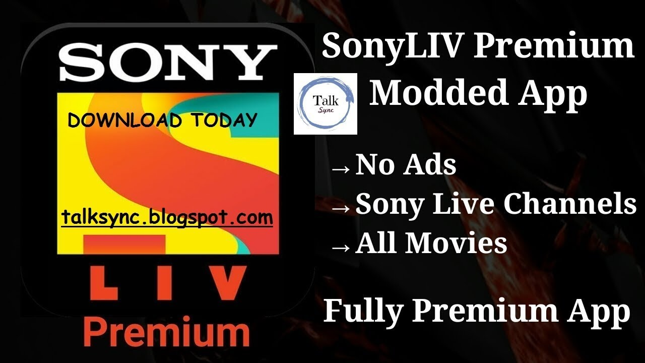 sony live download