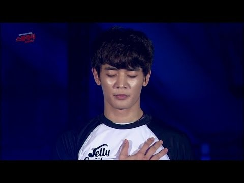 【TVPP】Minho(SHINee) - Challenge 10M Diving, 민호(샤이니) - 10M 다이빙 도전 @ Star Diving Show Splash