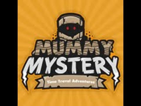 Roblox Time Travel Adventures The Great Mummy Mystery Mummy Mystery Playthrough Time Travel Adventures Desc Youtube