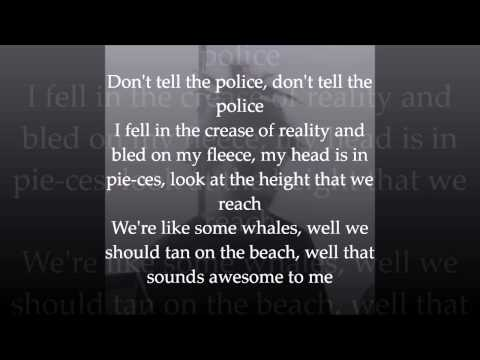 Blue Ocean - Jaden Smith (Lyrics)