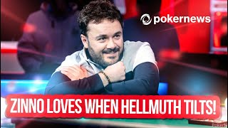 WSOP 2021 | Should Zinno Make Poker Hall Of Fame? | Interview