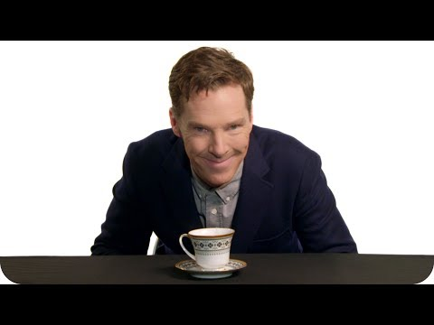 Benedict Cumberbatch Makes a Perfect Cup of Hot Tea  Omaze