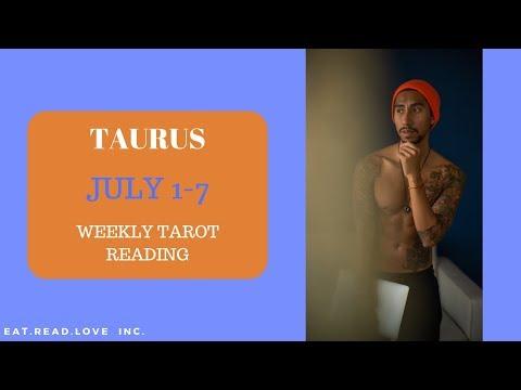 taurus weekly tarot march 2 2020