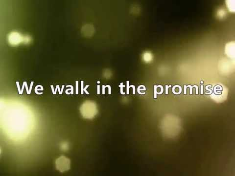 Walk In The Promise, Bethel Music. A Lyric Video