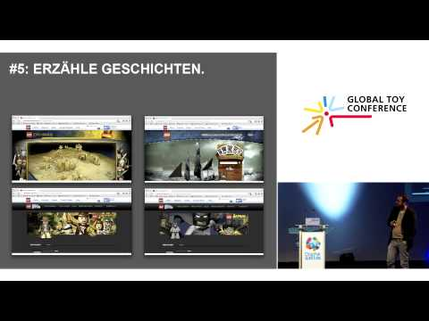 Global Toy Conference 2013: Online Advertising