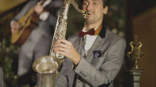 Roaming Wedding Band | The Travelling Hands | You've Got The Love at The Wallace Collection
