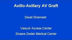 hqdefault - Axillary Axilllary Dialysis Graft