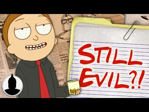 Thumbnail: Evil Morty's Plan Theory - Rick and Morty Season 3 Cartoon Conspiracy (Ep. 173)