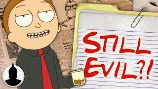 Kötü Morty Planı Teorisi - Rick ve Morty Sezon 3 Çizgi film Komplo (AP. 173)