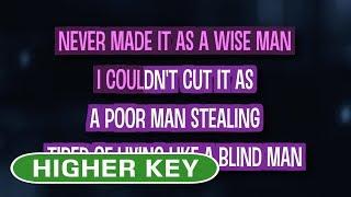 How You Remind Me (Karaoke Higher Key) - Nickelback