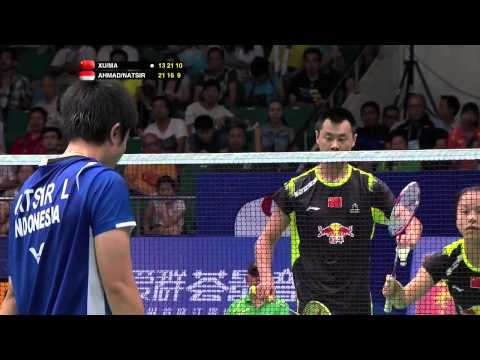 Finals - XD (Highlight) - T.Ahmad/L.Natsir vs Xu C./Ma J. - 2013 BWF World Championships