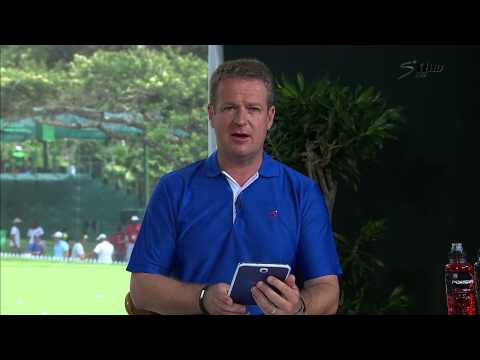 SuperSport App - Nedbank Golf Challenge - 8 Dec 2013 Sun