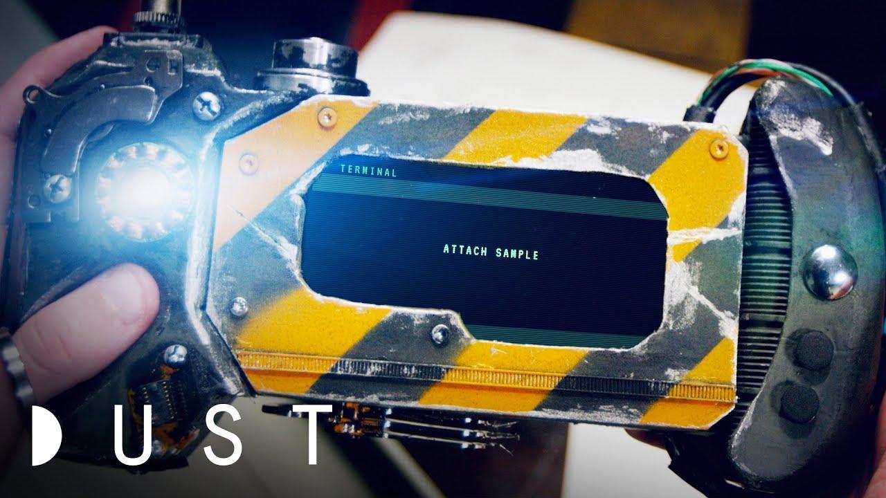 "Sci-Fi 2K Short Film ""Box 616"" | DUST Exclusive"