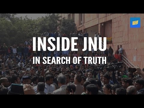 INSIDE JNU - In Search Of Truth