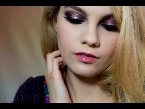 Glam&Shine czyli idealny makijaż na studniówkę | Makijażowa Niedziela