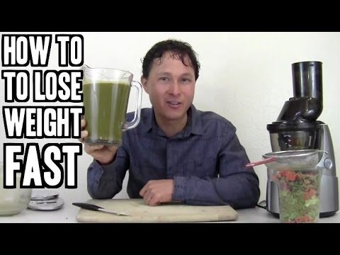 How to Lose Weight Fast with NO Exercise