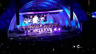 Earth Wind and Fire Concert at Hollywood Bowl 2019