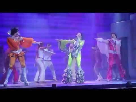 Finale - Mamma Mia! El Musical (Teatre Tívoli Barcelona)