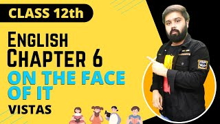On the face of it class 12 in hindi