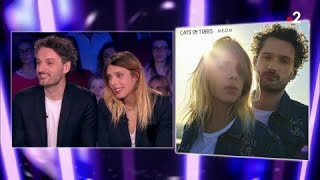 Cats on trees - On n'est pas couché 7 avril 2018 #ONPC