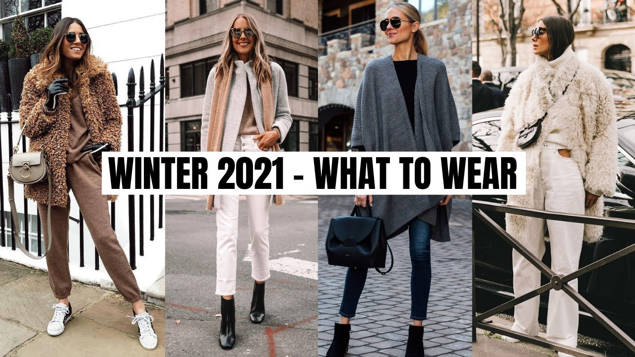 Download Wearable Winter 2021 Fashion Trends  |  The Style Insider