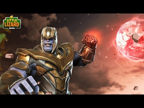 THANOS is TOO STRONG for THE AVENGERS!! - EndGame