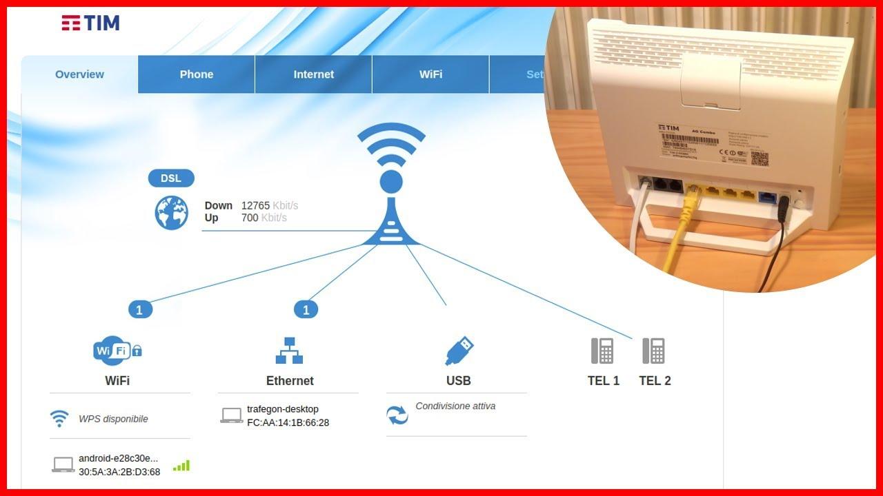 [GUIDA] Come aprire le porte del modem (TELECOM)