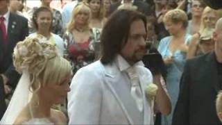 Svatba Ivety Bartošové: Obřad na zámku Hluboká (full)