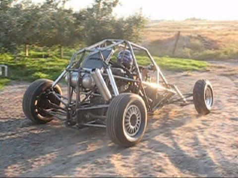 Barracuda Buggy For Sale >> GSXR Powered Barracuda Dune Buggy HQ - YouTube